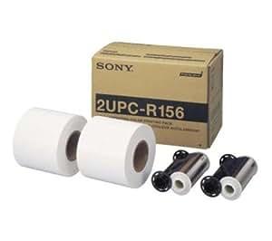 Sony 2UPC-R156H Papier d'impression Noir, Blanc