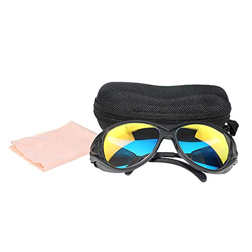 610-660nm / 650nm roter Laser Schutz Schutzbrille Brillen Brille OD+4