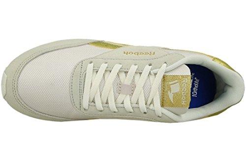 Reebok Bd3118, Sneakers trail-running femme Blanc