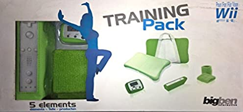 Wii Fit - Training Pack (farbig sortiert)