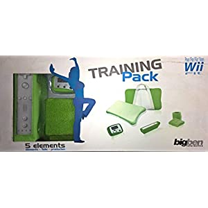 Wii Fit – Training Pack (farbig sortiert)
