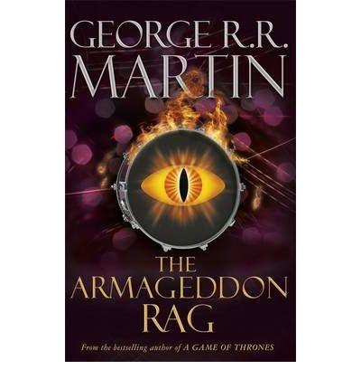 [(The Armageddon Rag)] [ By (author) George R. R. Martin ] [February, 2013]