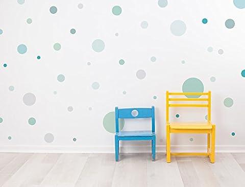 I-love-Wandtattoo WAS-10385 Kinderzimmer Wandsticker Set