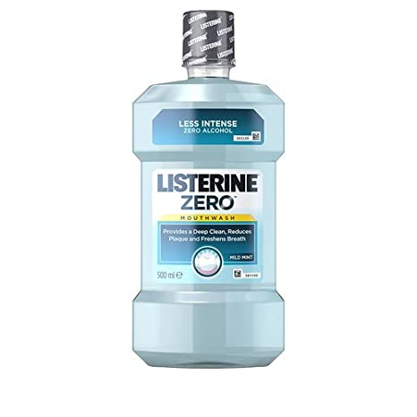 Burning after oral sex with listerine