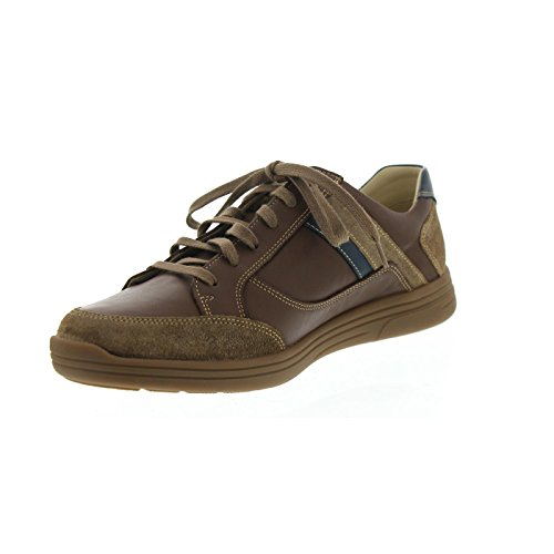 Mephisto  Frank, Chaussures de ville à lacets pour homme Marron