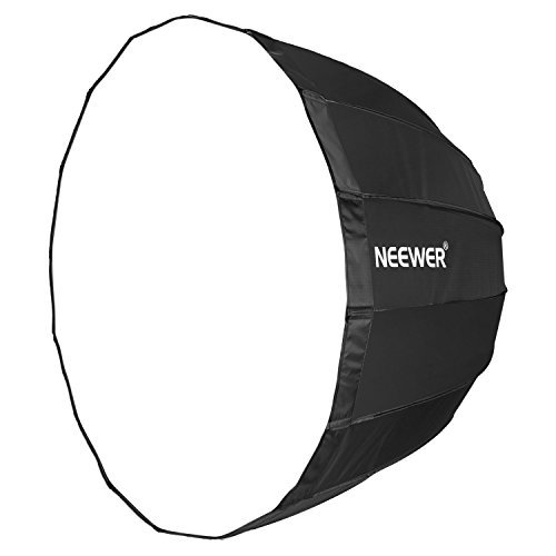 Neeewer 90 Zentimeter Fotografie Portable Speedlite Flash Hexadecagon Softbox mit Bowens Mount für Speedlites, Monolights wie Neewer,Studio...