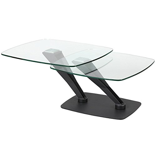 AltoBuy Venicia - Table Basse Rectangulaire
