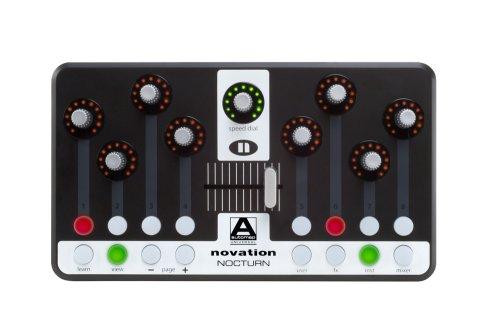NOVATION NOCTURN Computer Musik Kontrolloberflächen
