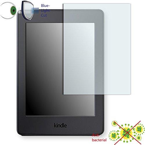 Amazon Kindle Paperwhite Film de protection d'écran - 1x DISAGU ClearScreen pour Amazon Kindle Paperwhite antibactérien, filtre lumière bleue