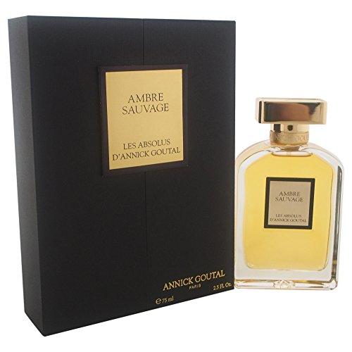 Annick Goutal Les Absolus Ambre sauvage Eau de Parfum, 1 flacon(1x 75ml)