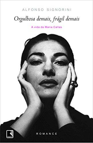 Portada del libro Orgulhosa Demais, Frágil Demais (Em Portuguese do Brasil)
