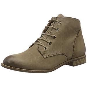 Tamaris Damen 25100 Combat Boots, Braun (Pepper 324), 38 EU