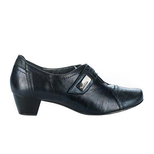 Chaussures de confort femme - ARTIKA - Bleu marine - 48347006 - Millim Bleu