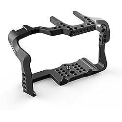 8Sinn Cage for Panasonic GH5 Cage Aluminium black DSLR VIDEO