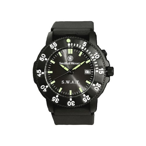 Smith and Wesson Uhr,Modell S.W.A.T,WEEE-Reg.-Nr. DE93223650 (Smith Wesson)