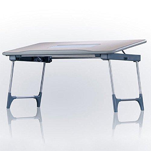Laptop-Schreibtisch, Faltbare Laptop-Bett-Tabelle Für Spiel, Schreibtisch, Schreibtisch, Kind-Frühstückstablett, Beweglicher Stehtisch, Notizbuch-Stand-Sofa-Tabelle, Studien-Schreibtisch, Mehrzweck Im