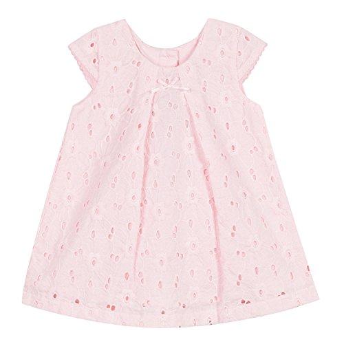 y-Mädchen Kleid 9L30062, Rosa (Rose 30), 74 (Herstellergröße: 12M) (Boutique Kinder Kleider)