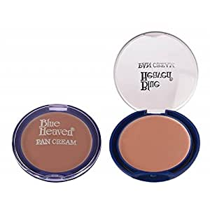 COMBO OF 2 PCS Blue Heaven Pan-Cream Concealer Water Proof 5 GM (SHADE-12)