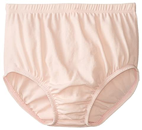 Clementine fille slips Coupe Athlétique, Fille, Full Cut Athletic, Theatrical Pink, Size 4 - 6X
