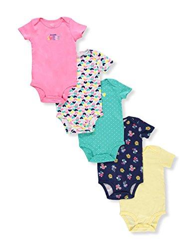 c346d43f4d7 Carter s Pack de monos para bebé-niñas 9 meses Multi