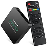 DROIBOX® Nano 4K Android 5.1 TV Box KODI 16.1 Ultra HD Smart TV Player