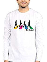 Abbey Road The Beatles Full Sleeves Tshirt - Band Tshirts by The Banyan Tee ™