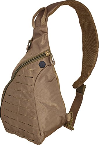 Viper , Borsa Messenger  marrone Brown Coyote Brown Coyote