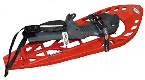 Morpho trimoalp Utra luz Basic par de raquetas, Unisex, Trimoalp Utra Light Basic, rojo y gris, talla única