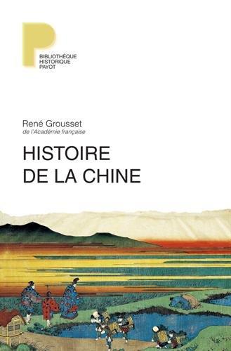 Histoire de la Chine : Des origines à la Seconde Guerre mondiale