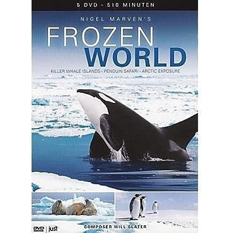 FROZEN WORLD - 5 DVD Collection: Killer Whale Islands / Penguin Safari / Arctic Exposure