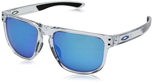 Oakley Herren Holbrook R 937704 Sonnenbrille, Weiß (Transparente), 0