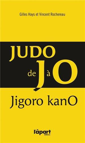 JUDO DE J à O