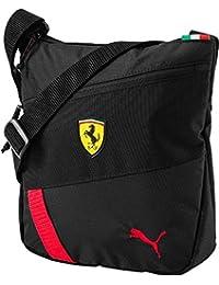 d799ddb234 Puma SF Ferrari Fanwear Portable Messenger Bag Nero