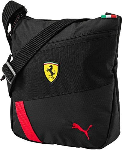 Puma SF Ferrari Fanwear Portable Messenger Bag Black