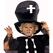 César - Sombrero para disfraz de enterrador 8a5da06680b