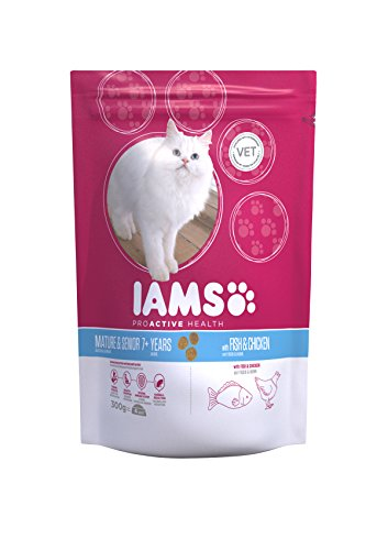 iams-cat-food-pro-active-health-mature-and-senior-with-wild-ocean-fish-and-chicken-300-g-pack-of-7