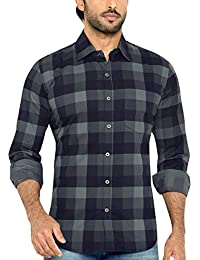 GLOBALRANG Men's Regular Fit Shirt