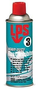 LPS3 - Aérosol de 400 ml - Lubrifiant - Puissant inhibiteur de corrosion - agrée aéronautique