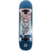 """Welcome Skateboards Stoker sobre grandes Bunyip monopatín de profundidad azul 8,5"""""""
