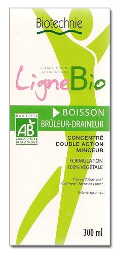 Biotechnie Ligne Bio Boisson Brûleur-draineur 300ml