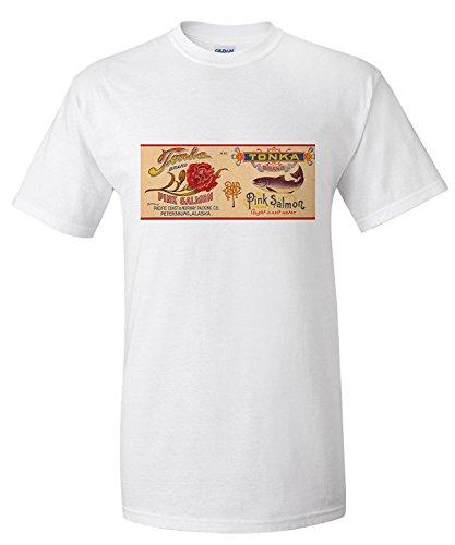 tonka-brand-salmon-label-petersburg-alaska-premium-t-shirt