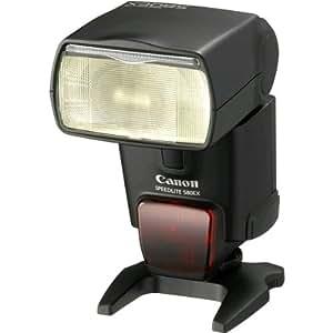 Canon Flash Speedlite 580EX II Compatible appareils photo Reflex et compacts