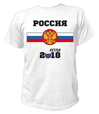 Russland Fußball Trikot Weltmeisterschaft 2018