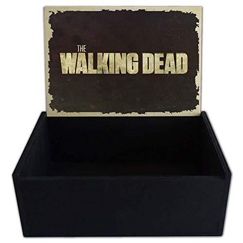 Capricci Italiani - Caja Porta Objetos de Madera The Walking Dead 2