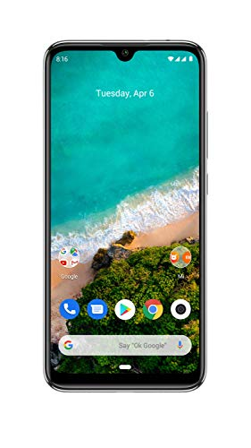 Xiaomi Mi A3 (More Than White, 4GB RAM, 64GB Storage) - 6 Month No Cost EMI