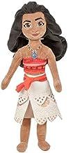 Vaiana (Moana)- Peluche Vaiana 26cm (chica) - Calidad super soft - niñaT3