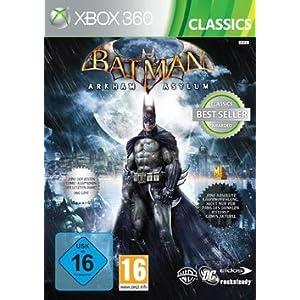 Batman: Arkham Asylum – classics