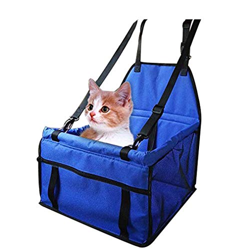 Lefu Pet Car Seat Safety Carrier Dog Cat Pieghevole Impermeabile Travel Protector Hammock Confortevole Puppy Dog