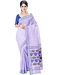 Slice Of Bengal Light Weight Broad Border Cotton Taant Tangail Saree101001001204