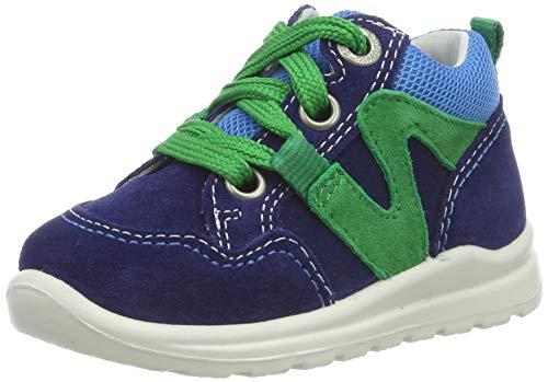 Superfit Baby Jungen Mel Sneaker, Blau 81, 23 EU - Schuhe Jungen Babys,
